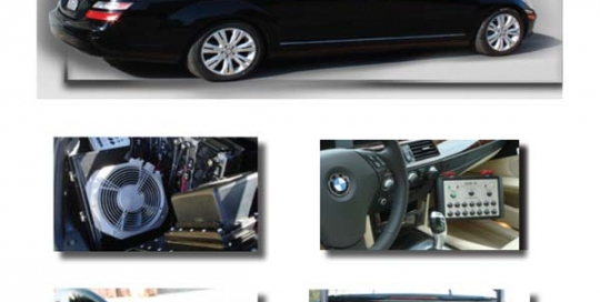 Swed Security Portfolio Categories Vehicles